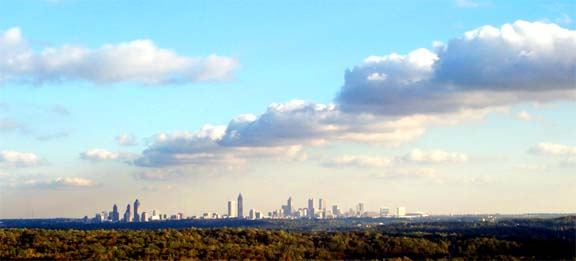 Atlanta Fall Skyline 10