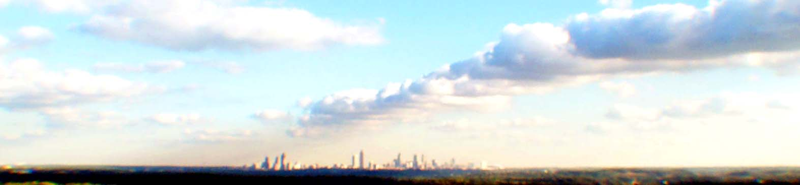 Atlanta Fall Skyline 4