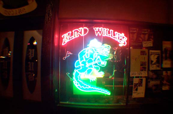Blind Willie's 1
