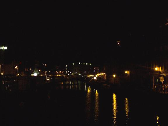 Canal at Night 2