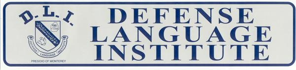 DLI Bumper Sticker 3