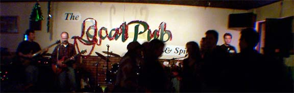 Heater @ the Local Pub 27