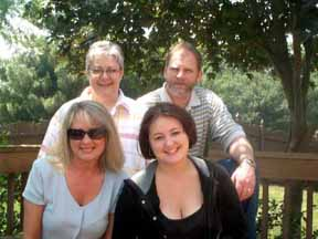 Lisa, Mike, Terry and Stephanie 2