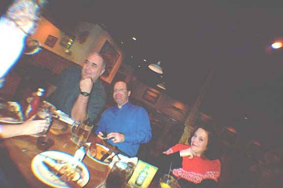 Outback Steakhouse 14 Jan 2
