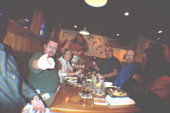 Outback Steakhouse 14 Jan 3