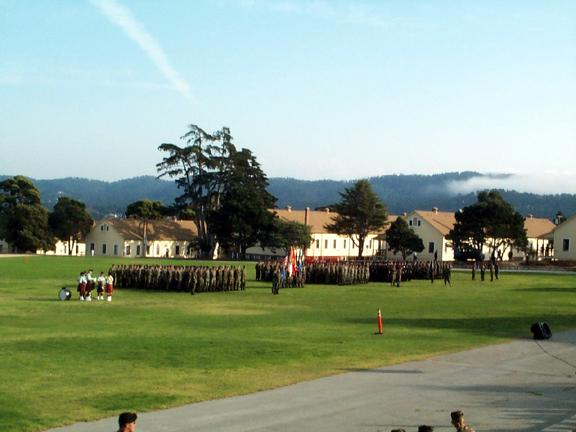Parade Ground 2